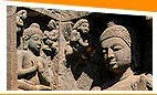 Masterpiece of Buddhist religious art in Ajanta Caves