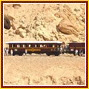 Desert Safari by Train