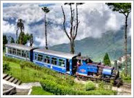 Darjeeling Tour by Train